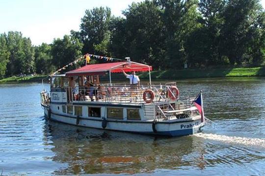 výletní loď Fidelio