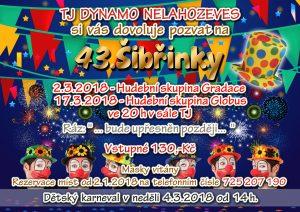 43. Šibřinky - TJ Dynamo Nelahozeves