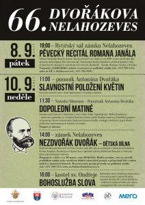 Dvořákova Nelahozeves @ Náves, Zámek | Nelahozeves | Česko