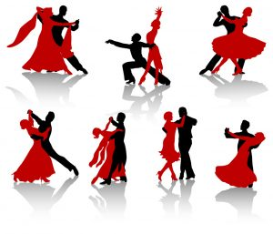 Ples - sportovci