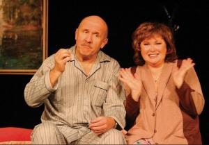 Klub seniorů - návštěva divadelního představení, Divadlo Bez zábradlí