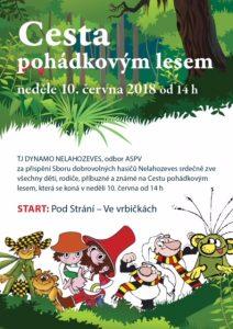 Cesta pohádkovým lesem @ Nelahozeves | Hradec Králové | Královéhradecký kraj | Česko