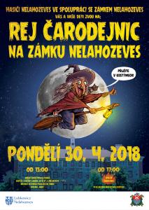 Rej čarodejnic @ Nelahozeves | Nelahozeves | Středočeský kraj | Česko
