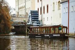 Pražské Benátky - projížďka lodí po Vltavě @ Odjezd do Prahy vlakem