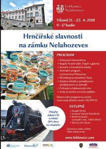 Hrnčířské slavnosti na zámku @ Zámek Nelahozeves | Nelahozeves | Středočeský kraj | Česko