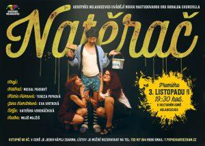 Natěrač - premiéra divadelní hry @ Kulturní dům Nelahozeves | Nelahozeves | Středočeský kraj | Česko