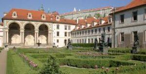 Prohlídka Senátu a Valdštejnského paláce