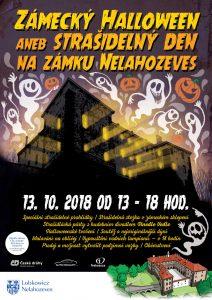 Zámecký Halloween aneb Strašidelný den na zámku Nelahozeves @ zámek nelahozeves