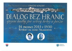 Vánoční koncert s názvem DIALOG BEZ HRANIC @ Zámek Nelahozeves | Nelahozeves | Středočeský kraj | Česko