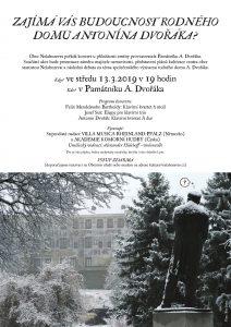 Koncert v Památníku A. Dvořáka. @ Památník Antonína Dvořáka