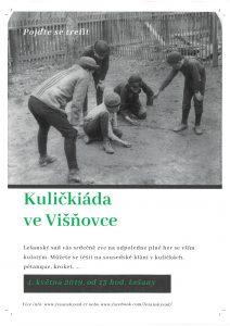 Kuličkiáda ve Višňovce