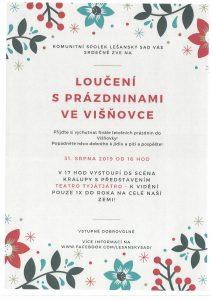 Loučení s prázdninami ve Višňovce @ Višňovka - Lešany