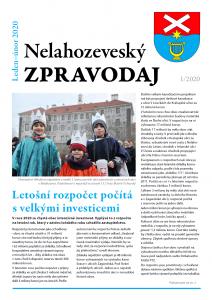 Nelahozeveský zpravodaj 1/2020 (leden - únor)