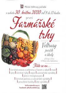 Farmářské trhy ve Veltrusech @ Veltrusy