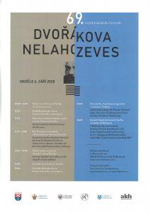 69.ročník hudebního festivalu Dvořákova Nelahozeves @ Nelahozeves